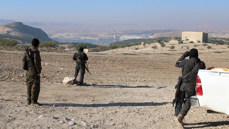 أكراد سوريا: القوات التركية تقصف مواقعنا قرب القامشلي