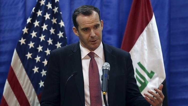 مبعوث أوباما: القوات السعودية لا يمكنها محاربة داعش في العراق دون موافقة بغداد