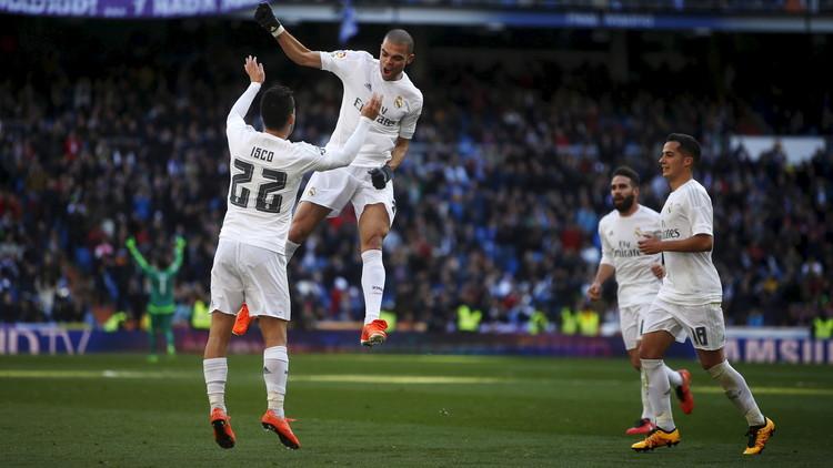 الدوري الإسباني.. ريال مدريد ينفجر غضبا في وجه سيلتافيغو (فيديو)