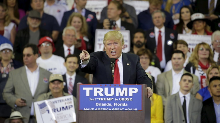 تقدم ترامب في الانتخابات التمهيدية للرئاسة الأمريكية يثير انقسامات داخل حزبه