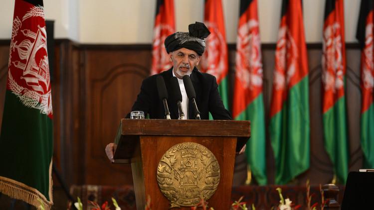 الرئيس الأفغاني يتعهد بجعل بلاده مقبرة لـ