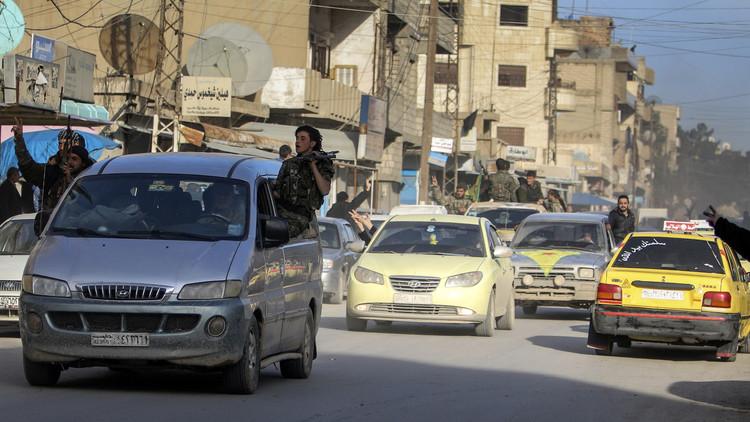 مركز تنسيق حميميم: داعش يحشد من تركيا لهجوم على الأكراد في القامشلي