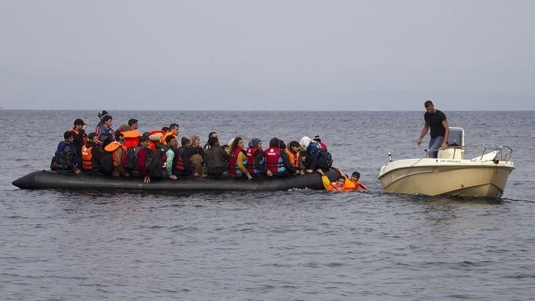 الناتو يعلن عن مهمة موسعة في بحر إيجة لإيقاف تهريب المهاجرين