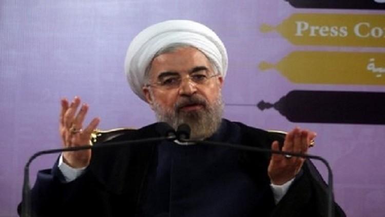 روحاني: علاقاتنا المتميزة مع روسيا لا تعني أننا نوافقها على أي خطوة تقوم بها في سوريا