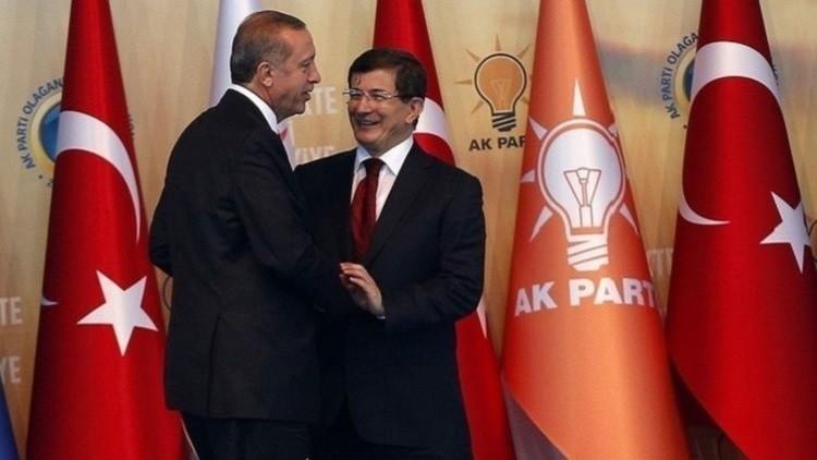 داوود أوغلو: لا مساومات على الدستور الجديد لتركيا وسنطرحه في استفتاء عام