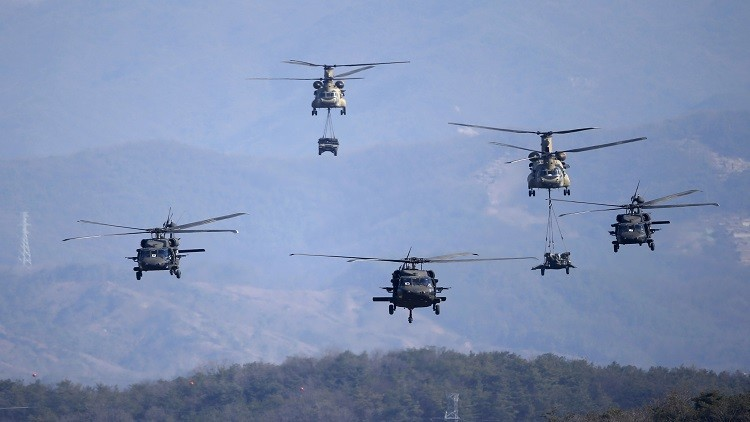 بيونغ يانغ تهدد سيئول وواشنطن بهجوم نووي استباقي