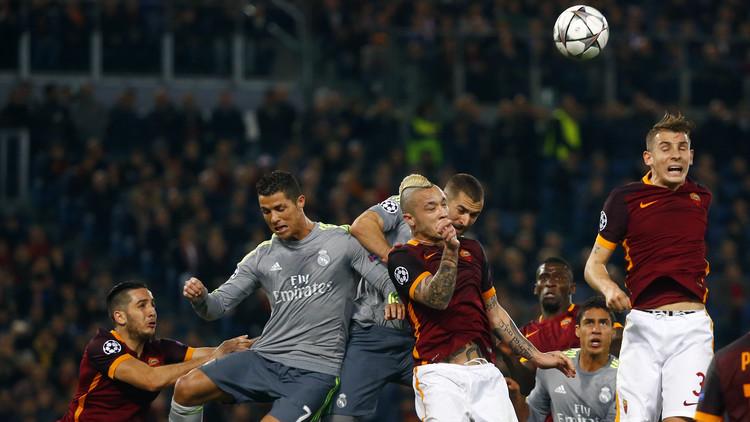ريال مدريد يتأهب لترويض ذئاب روما
