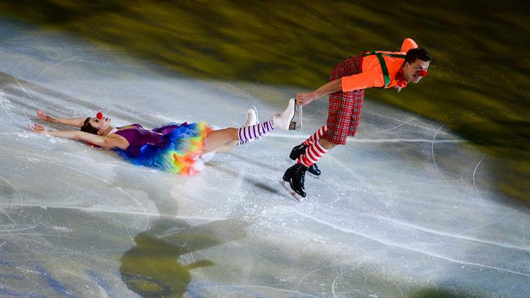 بطلة أولمبية روسية تسقط في اختبار المنشطات .. (فيديو)