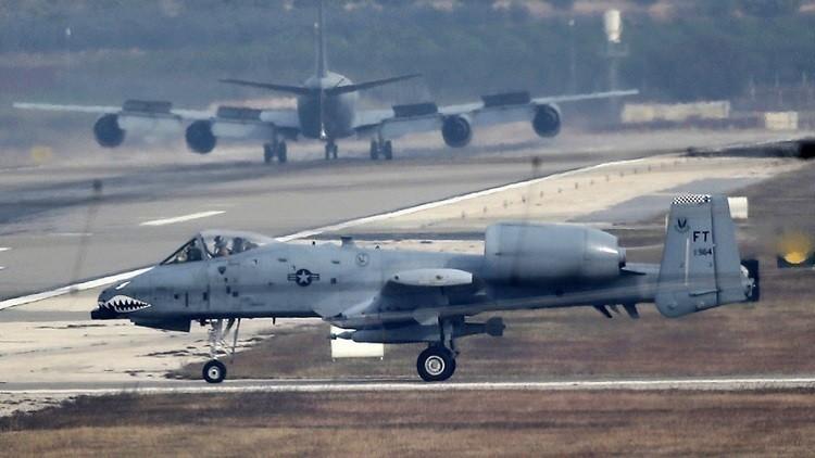 واشنطن تنفي بناء قاعدتين جويتين شمال سوريا