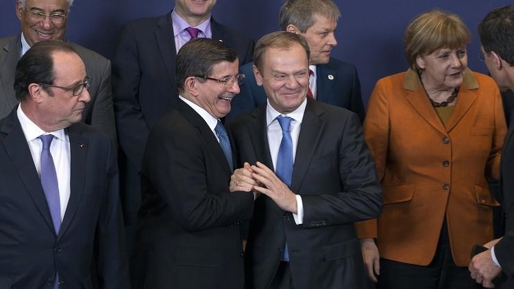 أوروبا تدفع لتركيا وتغلق طريق البلقان