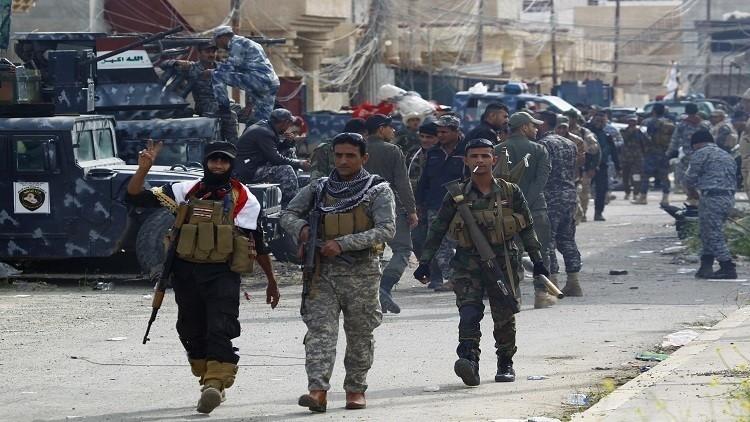 القوات العراقية تحرر منطقة زنكورة شمال الرمادي