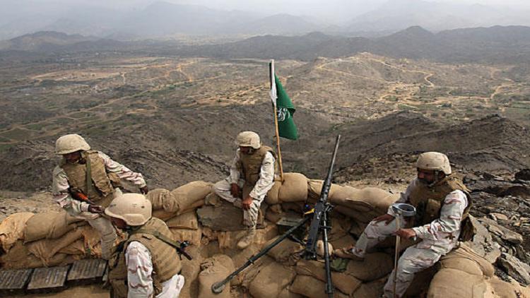 التحالف يعلن تأييده مساعي التهدئة على الحدود اليمنية السعودية