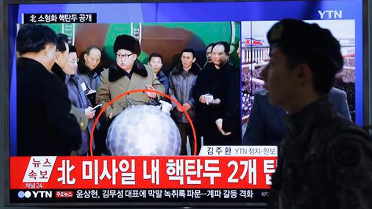 زعيم كوريا الشمالية: قمنا بتصغير رؤوس نووية