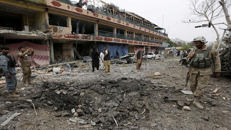 أفغانستان.. تفجير انتحاري قرب القصر الرئاسي في كابول