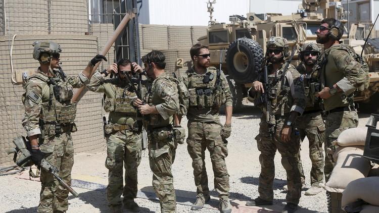 قوات أمريكية خاصة تعتقل مسؤول الأسلحة الكيميائية في