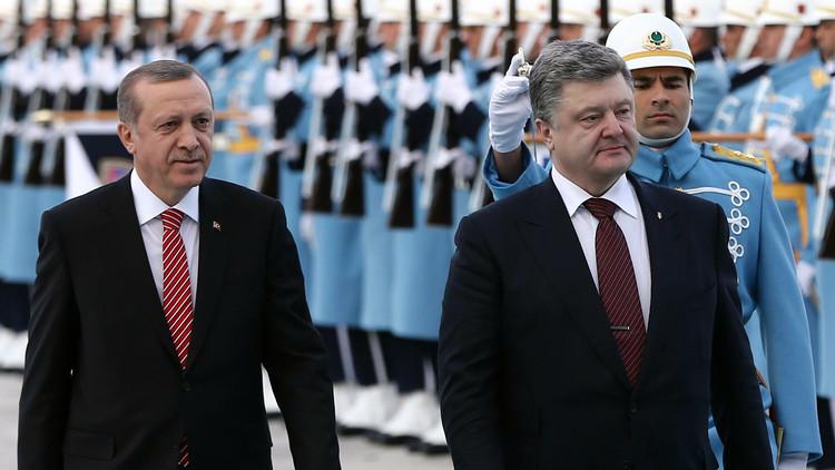 أردوغان: لم نعترف بانضمام القرم إلى روسيا ولا نعتزم ذلك مستقبلا