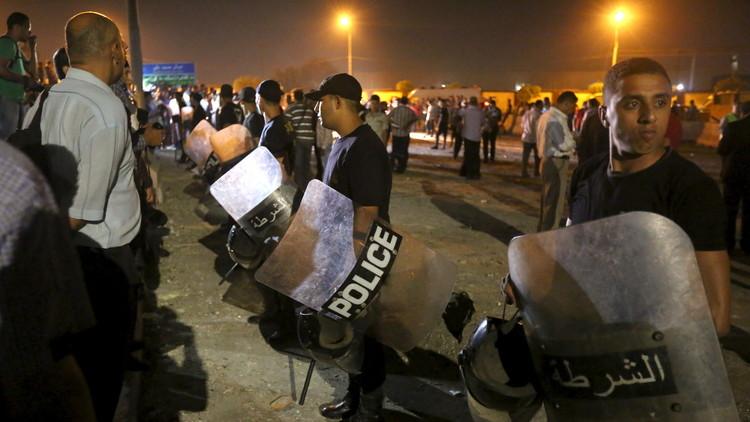 مراسلنا: انفجار عبوة ناسفة في شارع فيصل بالجيزة المصرية