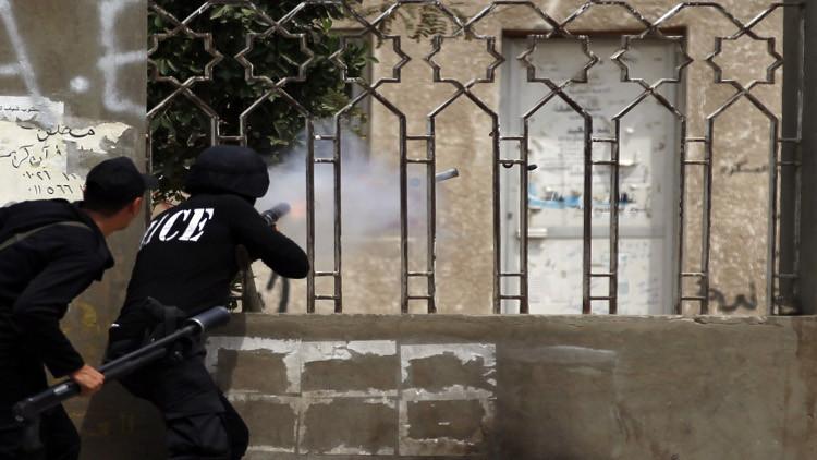 مقتل محكوم عليه بالإعدام في اشتباك مع الشرطة المصرية