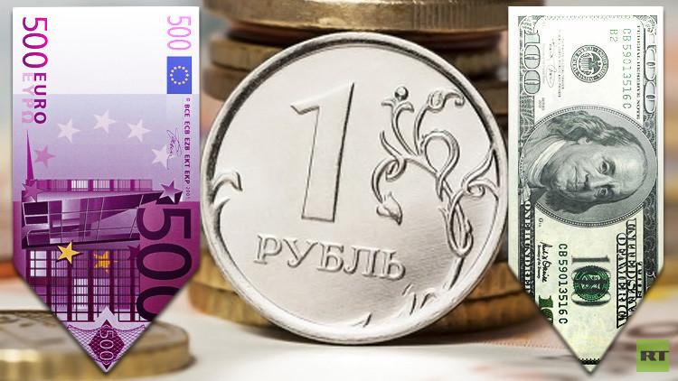 الروبل يرتفع مقابل الدولار واليورو لأعلى مستوى في 3 أشهر