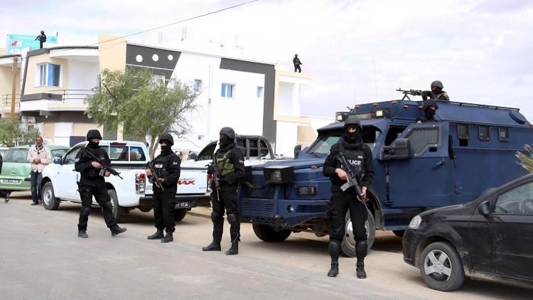 تصفية عنصر إرهابي وسط مدينة بن قردان جنوبي تونس