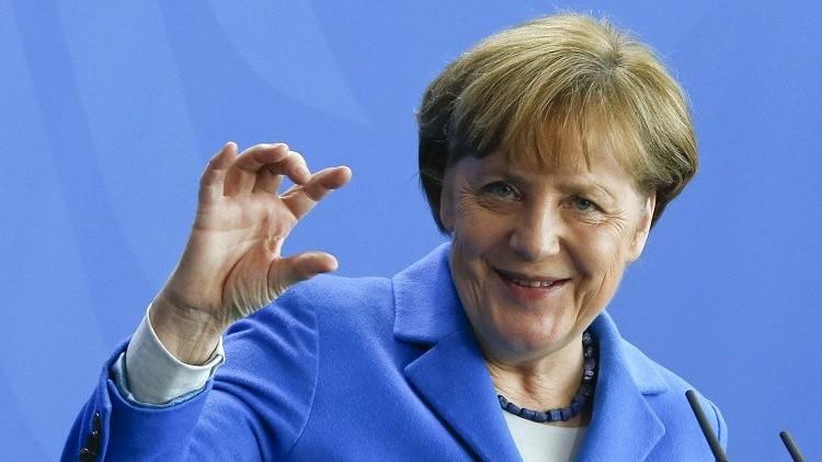 ميركل: 3 آلاف عراقي يعودون لبلدهم من ألمانيا شهريا