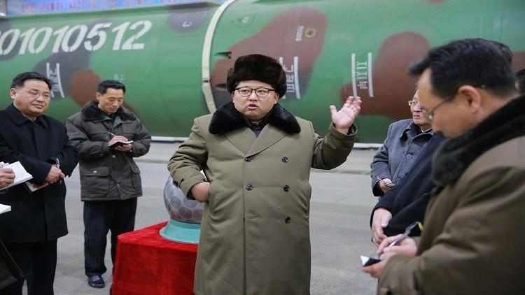 كيم جونغ أون يأمر بتحسين القدرات النووية الهجومية لبلاده