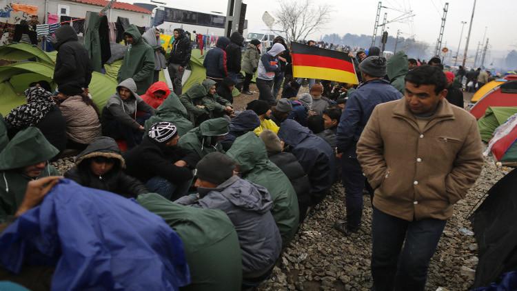 ألمانيا ترحل نحو 50 ألف لاجئ.. ومقدونيا تدفع ثمن أخطاء بروكسل