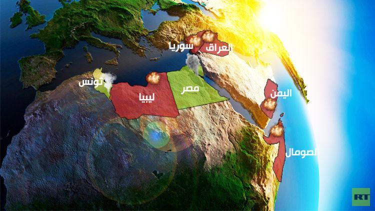 الدول العربية بين التماسك والفناء!
