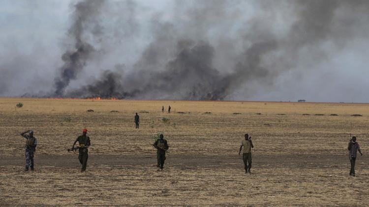 الأمم المتحدة تتهم قوات جنوب السودان بشن حملة اغتصاب وقتل