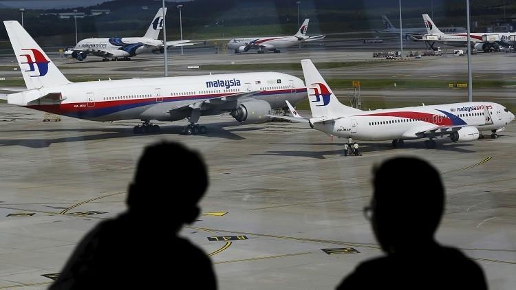 جنوب إفريقي يعثر على جزء مهم من حطام الطائرة الماليزية المفقودة