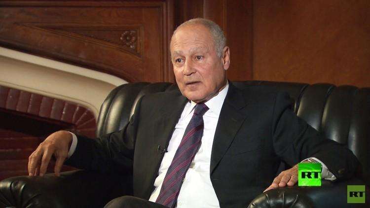 بعد معركة دبلوماسية مع قطر.. مصر تقنع العرب بأبو الغيط أمينا عاما للجامعة العربية