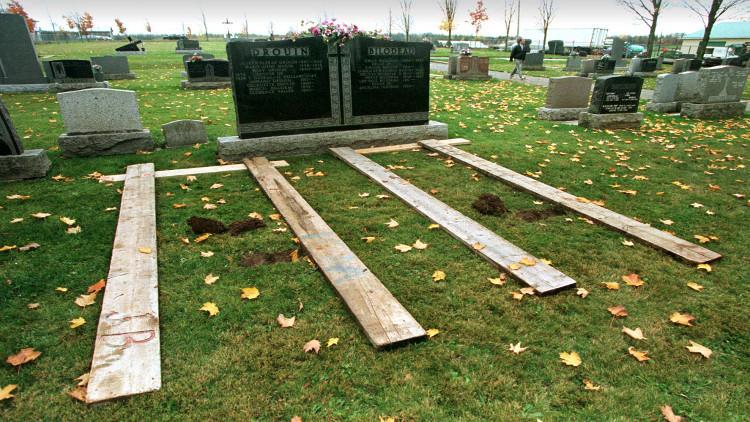 إصابة 4 أشخاص بإطلاق نار في مقبرة للمسلمين في كندا