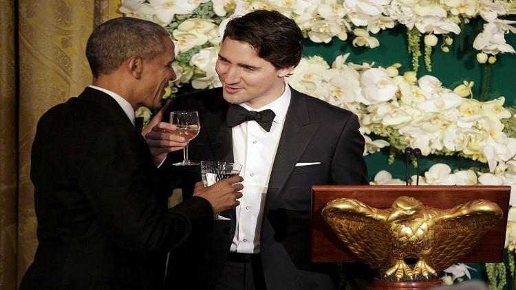 ما سر الإعجاب بين أوباما وترودو؟