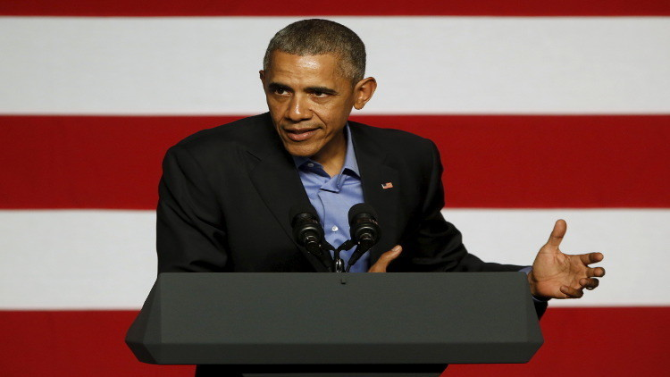 أوباما يزور لندن لحث البريطانيين على البقاء في الاتحاد الأوروبي