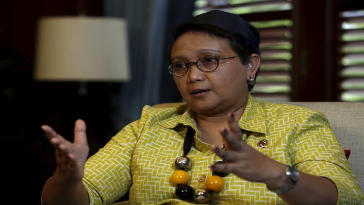 إسرائيل تمنع وزيرة الخارجية الإندونيسية من زيارة الضفة الغربية