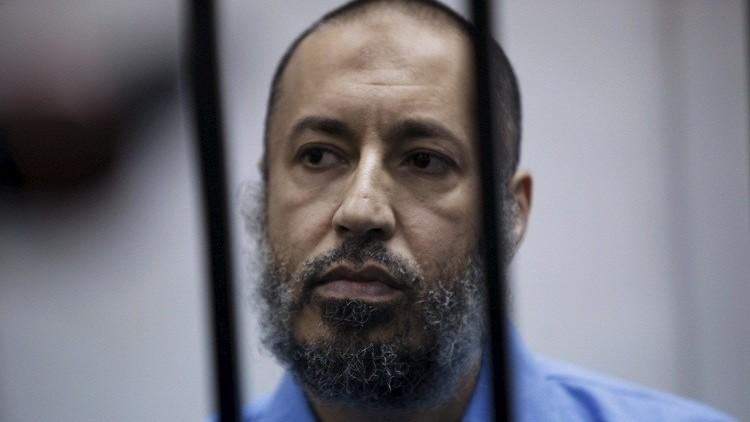 تأجيل محاكمة نجل الزعيم الراحل معمر القذافي