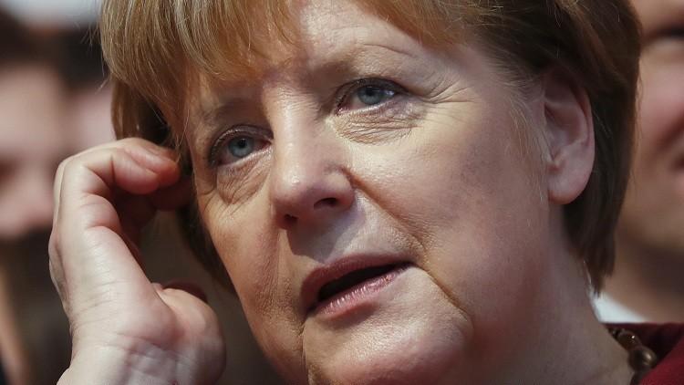 حزب ميركل يتجرع الهزيمة في الانتخابات البرلمانية في ولايتين بألمانيا