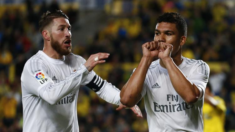 ريال مدريد يحقق فوزا قيصريا على لاس بالماس العنيد.. (فيديو)