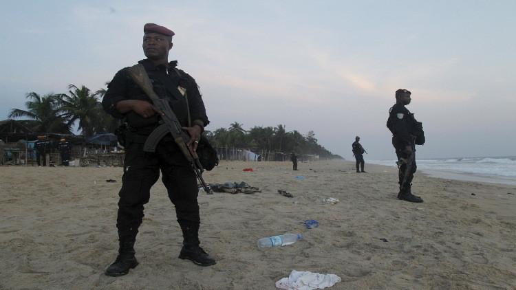 بعثة أمريكية كانت الهدف المحتمل لهجوم مسلح في ساحل العاج