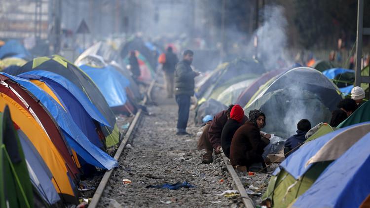 أزمة اللاجئين تكبد اليونان خسائر تتجاوز 600 مليون يورو
