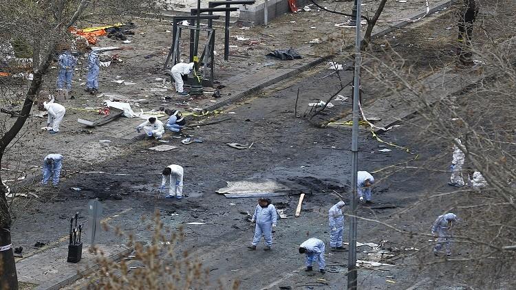 تفاصيل جديدة عن تفجير أنقرة الإرهابي