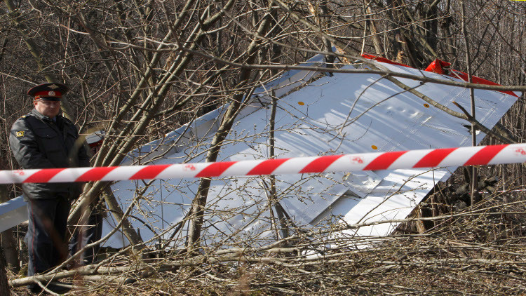 موسكو تنتقد تداول معلومات واتهامات غير موضوعية بحادثة مقتل الرئيس البولندي