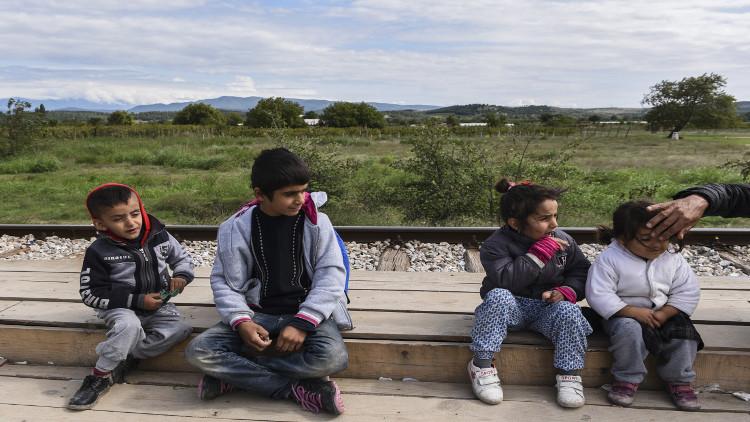 اليونيسيف: أطفال سوريا ما بين ميادين الحرب ودول اللجوء
