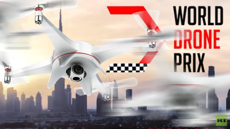بالفيديو من دبي.. صبي يفوز بـ 250 ألف دولار في أكبر سباق للطائرات من دون طيار