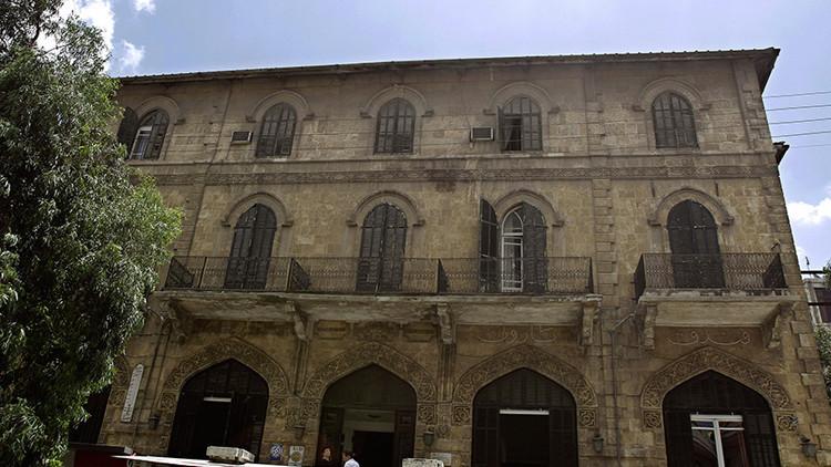 بعد استضافته كبار الشخصيات التاريخية.. أقدم فنادق سوريا يتحول إلى مأوى للاجئين
