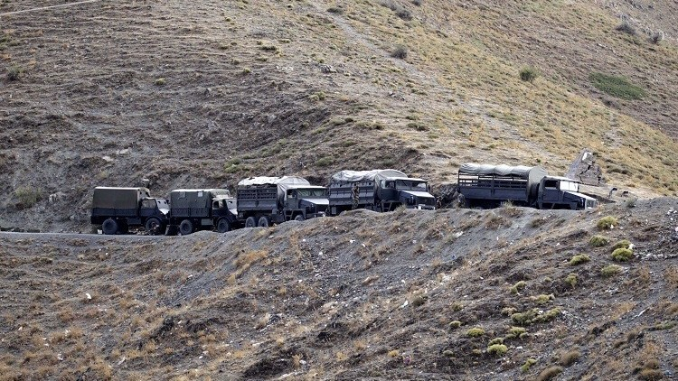 القوات الجزائرية