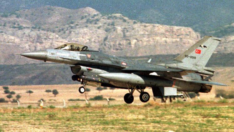 مقتل 45 مسلحا من حزب العمال الكردستاني شمال العراق بعملية جوية تركية