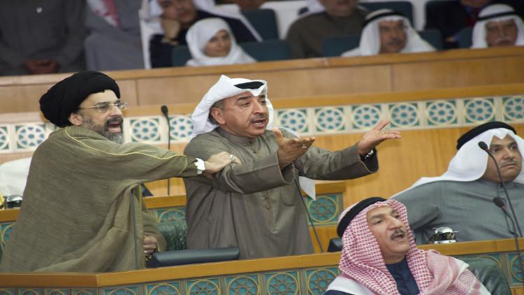البرلمان الكويتي يرفع الحصانة عن النائب دشتي