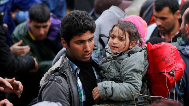 الهجرة الدولية: عدد اللاجئين القادمين إلى اليونان منذ مطلع 2015 سيتجاوز هذا الأسبوع المليون