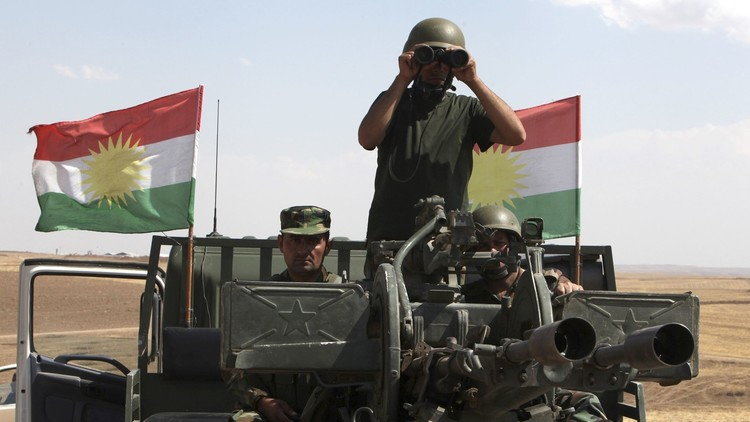 روسيا تزود كردستان العراق بالسلاح لمحاربة الإرهاب